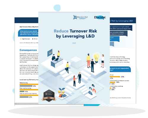 How to Reduce Turnover Risk by Leveraging L&D