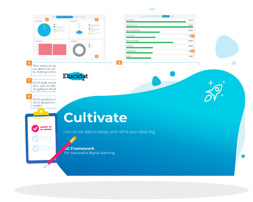 How to Use Data to Design and Refine Elearning