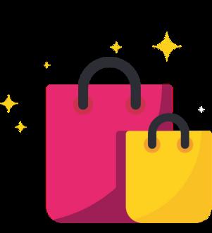 Reframing retail blog icon