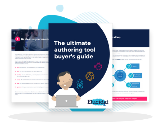 The Authoring Tool Buyers Guide 2019